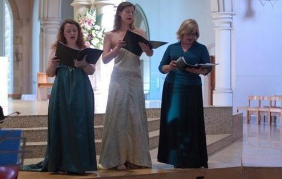 Saint Stephens Church - Wedding Singers Brisbane