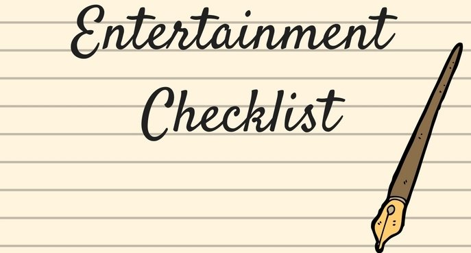entertainment checklist - Brisbane Wedding Musicians