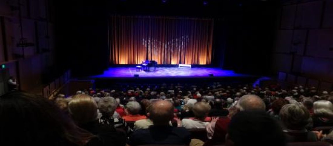 Corporate Musician Event Full House Theater