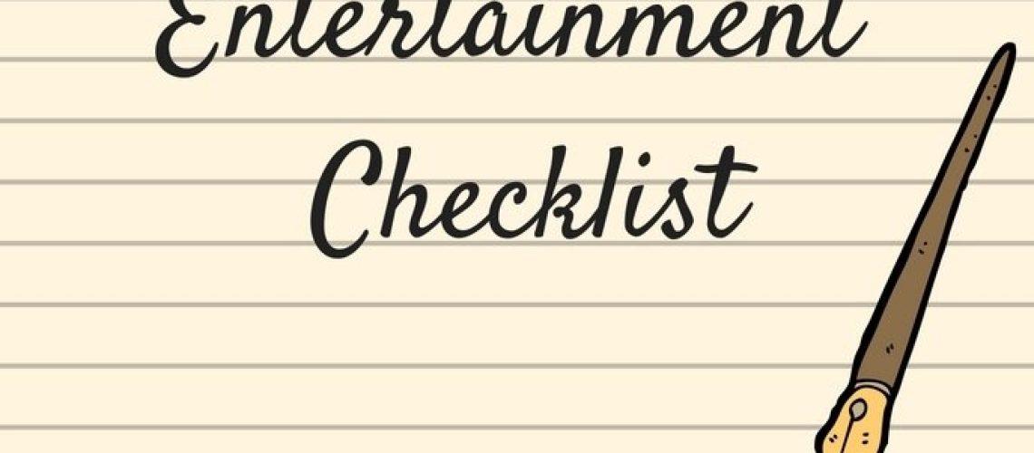 entertainment checklist - Brisbane Wedding Musicians